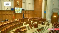 Ședința în plen a Camerei Deputaților României din 21 noiembrie 2018