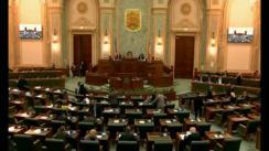 Ședința în plen a Senatului României din 19 noiembrie 2018