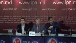 """Conferință de presă organizată de Experții Mișcării """"PRO"""" cu tema """"Microfinanțarea moldoveană – sistem de jaf legiferat"""""""