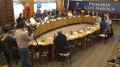 Ședința extraordinară a Consiliului local Cluj-Napoca din 19 noiembrie 2018