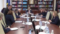 Ședința Comisiei securitate națională, apărare și ordine publică din 21 noiembrie 2018. Audieri privind fenomenul corupției în administrația publică locală