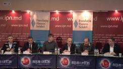 """Dezbateri publice cu tema """"Miza alegerilor libere și corecte. Cine le asigură, cine le respectă?"""""""
