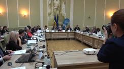 Conferință națională dedicată adoptării și lansării Codului Administrativ în Republica Moldova