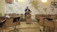 Ședința Consiliului Municipal Chișinău din 22 noiembrie 2018