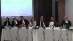 Conferință de presă dedicată reuniunii de încheiere a Proiectului Twinning privind Consolidarea capacităților și competențelor AIPA în vederea administrării măsurilor de sprijin în domeniul Dezvoltării Rurale conform normelor și standardelor UE