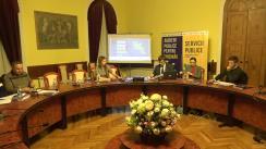 Audieri publice pentru Chișinău pe subiectul îmbunătățirii serviciilor publice din mun. Chișinău