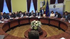 Ședința săptămânală a serviciilor primăriei Chișinău din 26 noiembrie 2018