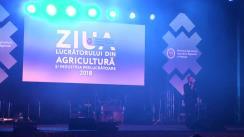 Festivitatea consacrată Zilei profesionale a lucrătorilor din agricultură și din industria alimentară