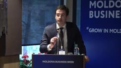 """Evenimentul """"Moldova Business Week 2018"""". Panelul: Automotive și Electronică"""