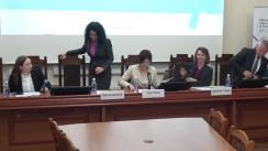 """Lansarea Studiului """"Evaluarea cunoștințelor, atitudinilor și practicilor privind prevenirea cancerului de col uterin în Republica Moldova"""""""