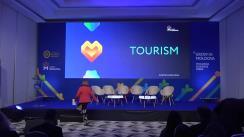 "Evenimentul ""Moldova Business Week 2018"". Panelul: Turism"