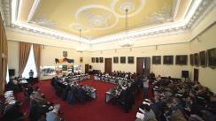 Ședința Consiliului Local Iași din 29 noiembrie 2018