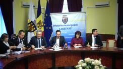 Ședința săptămânală a serviciilor primăriei Chișinău din 3 decembrie 2018