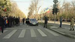 Parada militară organizată cu prilejul Zilei Naționale a României