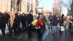 Marș organizat de Partidul Liberal cu ocazia Zilei Naționale a României și Centenarul Marii Uniri