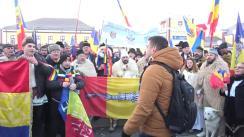 Marșul Unirii la Alba Iulia, organizat de Acțiunea 2012