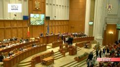Ședința în plen a Camerei Deputaților României din 3 decembrie 2018