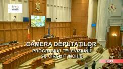Ședința în plen a Camerei Deputaților României din 5 decembrie 2018