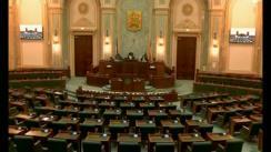 Ședința în plen a Senatului României din 5 decembrie 2018