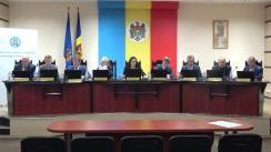 Ședința Comisiei Electorale Centrale din 5 decembrie 2018
