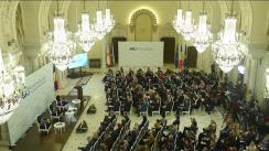 """Evenimentul de lansare în dezbatere publică a rezultatelor Proiectului """"România Educată: viziunea și strategia de dezvoltare a educației pentru 2030"""""""