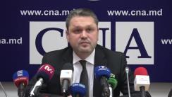 Prezentarea Raportului de activitate al CNA pentru anul 2018
