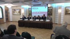 """Conferința MEGA, ediția a XIX-a """"Economia în centuri de siguranță - urmează un an electoral"""""""
