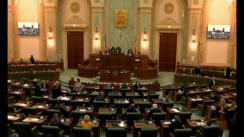Ședința în plen a Senatului României din 10 decembrie 2018