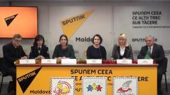 """Conferință de presă cu tema """"Detalii privind Caravana de Crăciun 2018"""""""