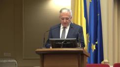 """Dezbatere asupra lucrării """"Un veac de sinceritate. Recuperarea memoriei pierdute a economiei românești: 1918-2018"""""""