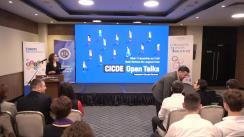 """CICDE Open Talks """"Ambasadorii CICDE în educația electorală și civică"""""""