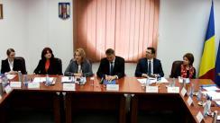 Ședința plenului Consiliului Superior al Magistraturii din 12 decembrie 2018