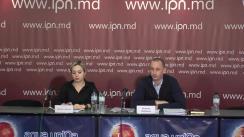 """Conferință de presă susținută de Avocatul Alexandr Bodnariuc cu tema """"Justiția controlată politic în cauza lui Veaceslav Platon"""""""