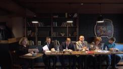 """Clubul de presă organizat de Centrul de Investigații Jurnalistice la tema """"Justiție echitabilă vs justiție selectivă. Retrospectiva anului 2018"""""""