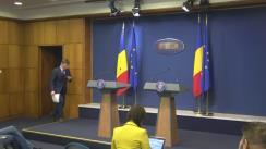 Conferință de presă după ședința Guvernului României din 13 decembrie 2018