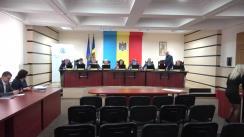 Ședința Comisiei Electorale Centrale din 14 decembrie 2018