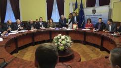 Ședința săptămânală a serviciilor primăriei Chișinău din 17 decembrie 2018