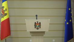 Declarația fracțiunii Partidului Liberal în timpul ședinței Parlamentului Republicii Moldova din 14 decembrie 2018