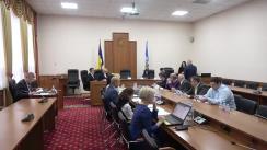 Ședința Curții de Conturi de examinare a Raportului auditului situațiilor financiare ale Serviciului de Stat de Arhivă încheiate la 31 decembrie 2017
