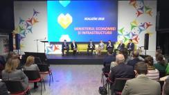 Prezentarea rezultatele activității Ministerul Economiei și Infrastructurii pentru anul 2018
