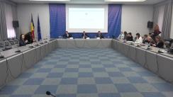 Conferința de presă comună a Ministerului Finanțelor, Serviciului Vamal și Serviciului Fiscal de Stat, de prezentare a rezultatelor activității pe parcursul anului 2018 și prioritățile pentru anul 2019 ale instituțiilor