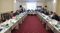 """Evenimentul public """"Participarea Republicii Moldova în cadrul Parteneriatul Estic: Stadiul de realizare a celor 20 de Livrabile ale Parteneriatului Estic pentru 2020"""""""