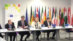 Dezbatere organizată de Biroul de Legătură al Parlamentului European în România pe tema reformei sistemului de impozitare a societăților comerciale din Uniunea Europeană