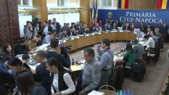 Ședinta ordinară a Consiliului local Cluj-Napoca din 19 decembrie 2018