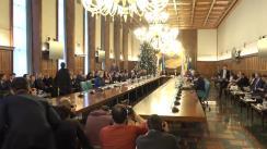 Ședința Guvernului României din 20 decembrie 2018
