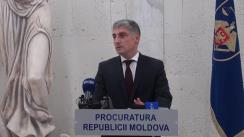 Inaugurarea noului sediu al Procuraturii Generale