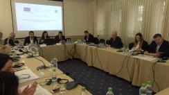 """Întâlnirea consultativă """"Spre o capacitate eficientă de monitorizare a campaniei electorale"""""""