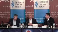 """Dezbateri publice cu tema """"Cultura politică a societății moldovenești: starea actuală și tendințe"""""""