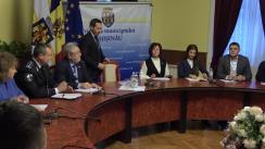 Ședința săptămânală a serviciilor primăriei Chișinău din 26 decembrie 2018