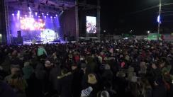 """Concert la Comrat, cu participarea interpretului rus Stas Mihailov. Partener al evenimentului, Partidul Politic """"ȘOR"""""""